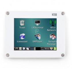 Ekran dotykowy rezystancyjny W35B LCD TFT 3,5'' 320x240px dla NanoPi 2