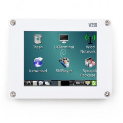 "FriendlyArm 3.5""LCD with Resistive Touch (W35B)"