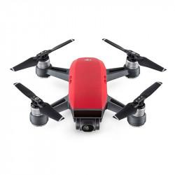 Dron quadrocopter DJI Spark Lava Red - PRZEDSPRZEDAŻ