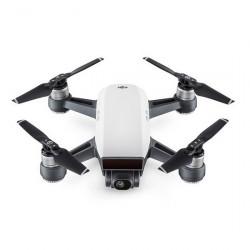 Dron quadrocopter DJI Spark Fly More Combo Alpine White - zestaw - PRZEDSPRZEDAŻ