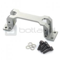 Aluminiowe mocowanie do serw typu standard