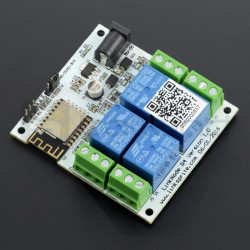 LinkSprite - LinkNode R4 - czterokanłowy moduł przekaźników z WiFi