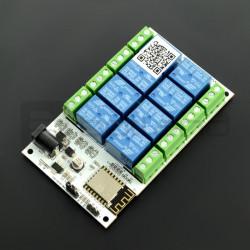 LinkSprite - LinkNode R8 - ośmiokanałowy moduł przekaźników z WiFi