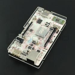 LinkSprite - Obudowa pcDuino3 A/B - przezroczysta otwarta + radiator