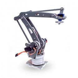 LinkSprite - 4-osiowe ramię robota, paletyzator dla Arduino