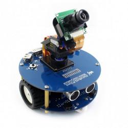 AlphaBot2 - PiZero Acce Pack - 2-kołowa platforma robota z czujnikami i napędem DC oraz kamerą dla Raspberry Pi Zero