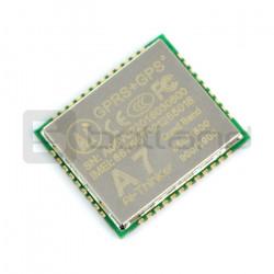 Moduł GSM/GPRS + GPS A7 AI-Thinker - UART