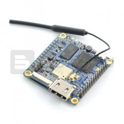 Orange Pi Zero Plus2 - H5 Quad-Core 512MB RAM + 8Gb eMMC Flash