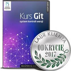 Kurs Git - system kontroli wersji - wersja ON-LINE