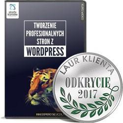 Kurs tworzenia profesjonalnych stron z WordPress - wersja ON-LINE