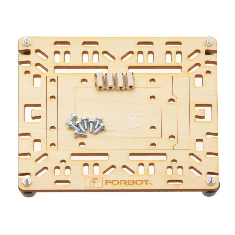 FORBOT - uniwersalna podstawka (sklejka) Forbot do Arduino, Raspberry Pi
