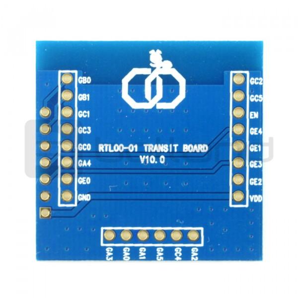 Adapter dla modułu WiFi RTL8710