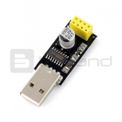 Adapter USB do modułu ESP8266