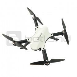 Dron quadrocopter OverMax X-Bee drone 8.0 WiFi 2.4GHz z kamerą FPV 4K - 54cm
