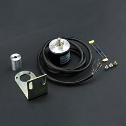 Przyrostowy fotoelektryczny enkoder obrotowy - 400P/R