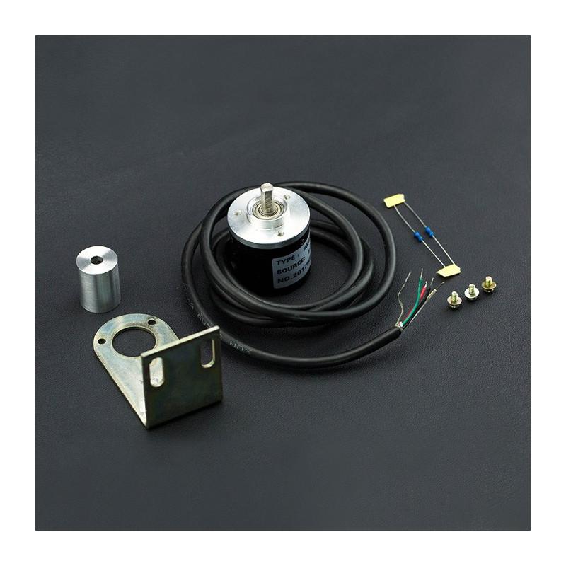 Czujnik obrotu, impulsator, enkoder optyczny - DFRobot 400P/R