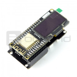"Moduł ESP12 WiFi - OLED 1,3"" - NodeMCU"