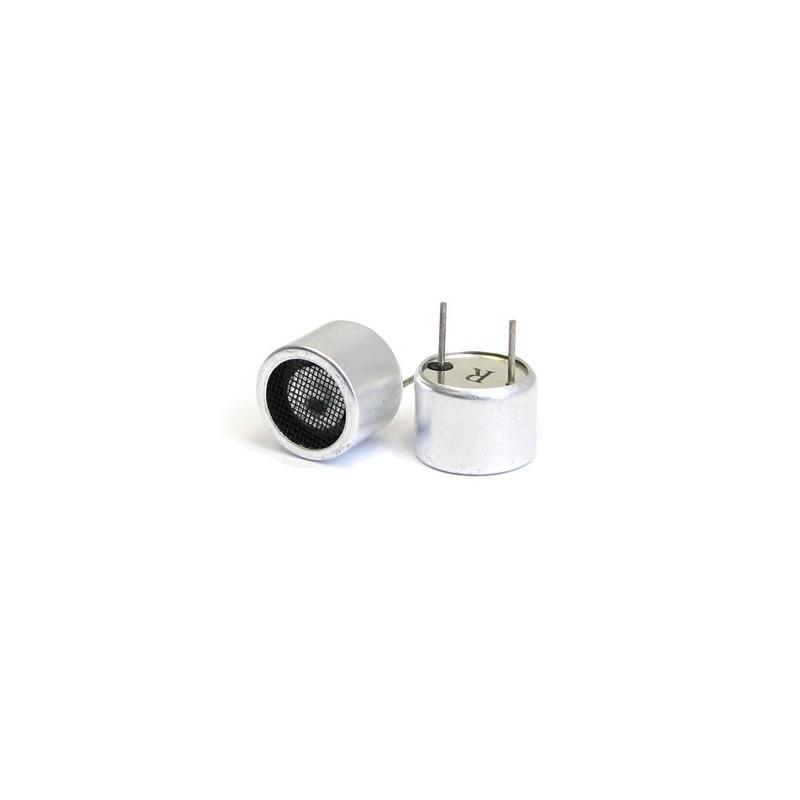 Czujniki ultradźwiękowe 16mm - komplet