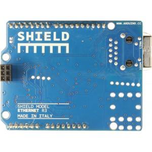 Moduł rozszerzający Arduino o możliwość połączenia z z siecią ethernet