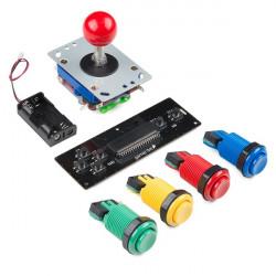 Zestaw micro:arcade kit dla micro:bit