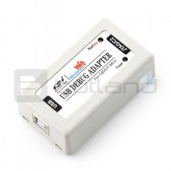 Programator/debugger USB C8051F