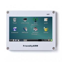 Ekran dotykowy rezystanacyjny H43 LCD 4,3'' 480x272px dla NanoPi