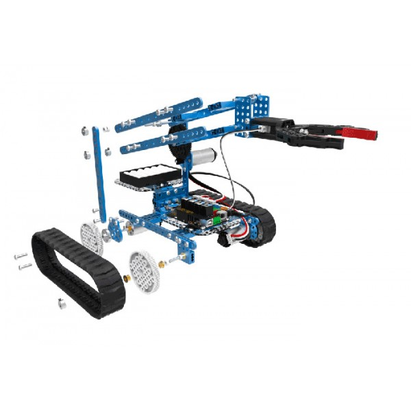 MakeBlock 90040 - Ultimate Robot Kit 2 0 - compatible with Arduino and  Scratch*