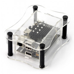 Cyfrowy przekaźnik dźwięku - USBridge+Sparky 16GB eMMC+obudowa