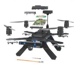 Dron quadrocopter Intel Aero Drone z kamerą Intel RealSense