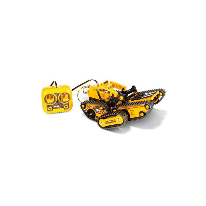 Velleman KSR11 RobotKit 3w1 STEM - zestaw do budowy robota terenowego