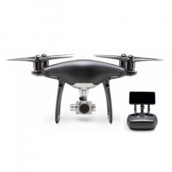 Dron quadrocopter DJI Phantom 4 Pro+ Obsidian - kamera 4k UHD + monitor 5,5''