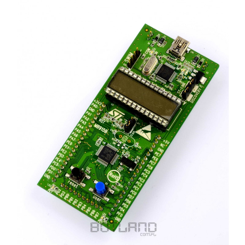 STM8L - Discovery Low Power