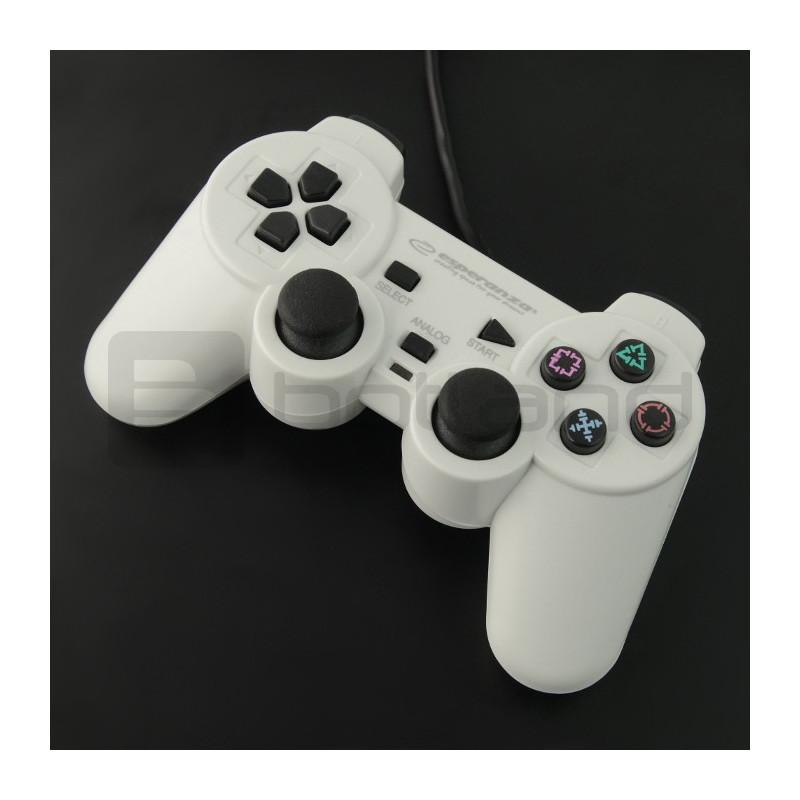 Gamepad Corsair Esperanza EGG106W - biały