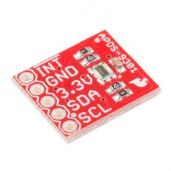 APDS-9301 - cyfrowy czujnik natężenia światła otoczenia I2C