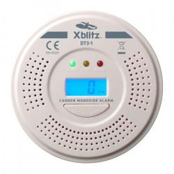 Czujnik czadu i gazu - Xblitz Carbon Monoxide Alarm DT3-1