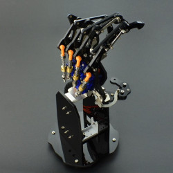 DFRobot Bionic Robot Hand - bioniczna dłoń robota - lewa - 500g