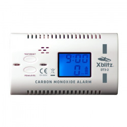 Czujnik czadu i gazu - Xblitz Carbon Monoxide Alarm DT3-2