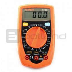 Digial multimeter KEMOT KT33