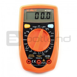 Digial multimeter KEMOT KT33
