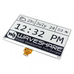 Waveshare E-paper E-Ink 7,5'' 640x384px - wyświetlacz z nakładką HAT