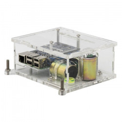 "Raspberry Shake 3D ""Pi-Full"" Kit - Raspberry pi 3 + nakładka z sejsmografem"