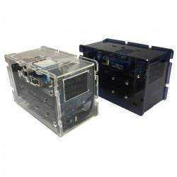 CloudShell 2 dla Odroid XU4 - elementy do budowy serwera plików NAS - przezroczysty
