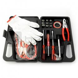 Zestaw narzędziowy Stahlbar KL-12082 - do samochodu