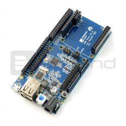 UNO Dock V2.0 - moduł Arduino dla NanoPi NEO/NEO2
