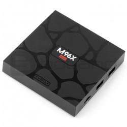 Android 7.1 Smart TV Box M96X QuadCore 2GB RAM / 16GB ROM