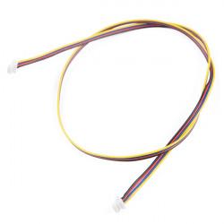 Qwiic przewód żeńsko-żeński z wtykiem 4-pin - 50 cm - SparkFun