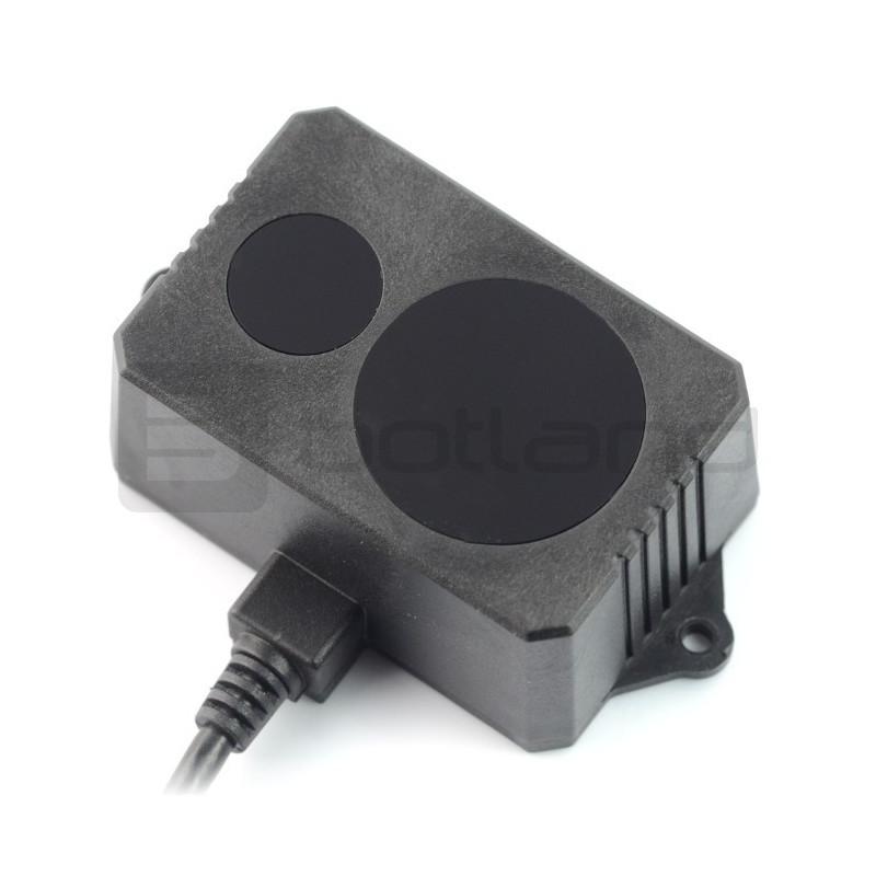 Lidar TF02 IP65 - laser distance sensor compatible with Arduino and Pixhawk  - 22m -UART*
