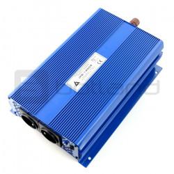Przetwornica elektroniczna step-up AZO Digital IPS-1400S 12/230V 1000VA