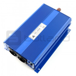 Przetwornica elektroniczna step-up AZO Digital IPS-1500S 24/230V 1200VA