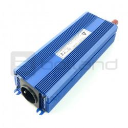 Przetwornica DC/AC step-up AZO Digital IPS-750S DUO 12-24V/230V 500VA